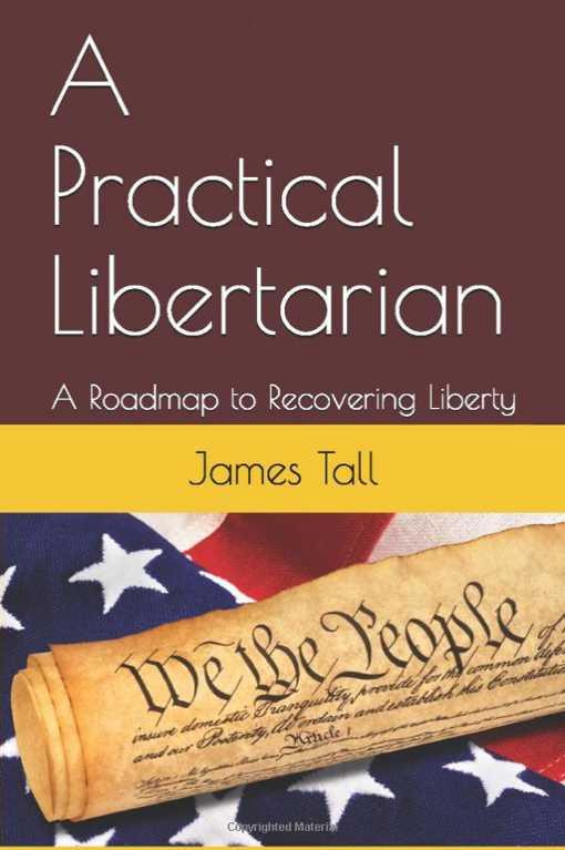 A Practical Libertarian Book Cover