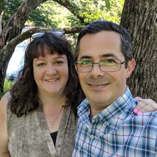James and Lynn Tall